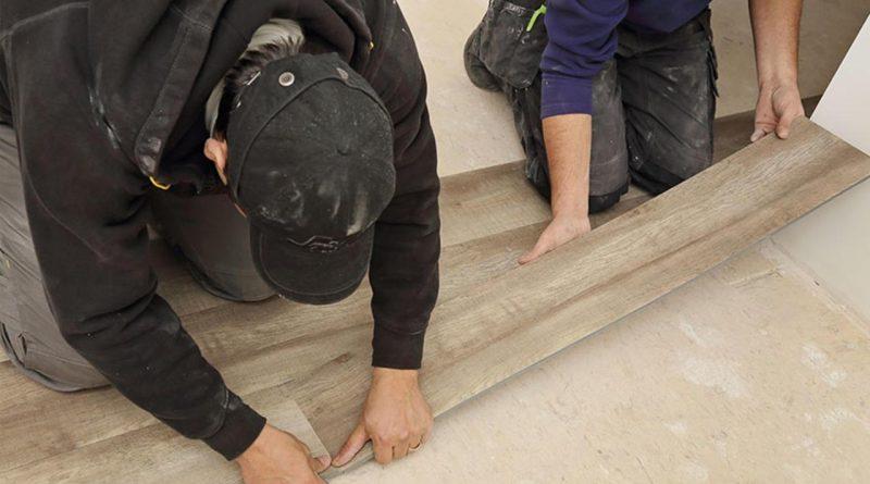 De vinylvloer kan jouw klus kan vergroten bouwmaat adviseert