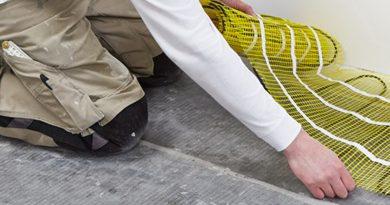 Elektrische vloerverwarming in 3 stappen leggen