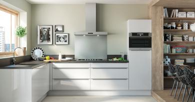 Studio B, keuken kiezen met Bouwmaat en Bribus